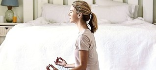 Meditationsübungen: Achtsamkeit per App - funktioniert das?
