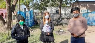 Struktureller Rassismus auch in Argentinien: Gewaltsamer Polizeieinsatz gegen Indigene