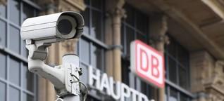 Kameras im öffentlichen Raum: Was bringt Videoüberwachung wirklich?