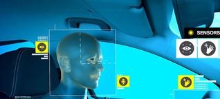 Eye-Tracking für Fahrzeuge: Mit Blicken das Auto steuern - geht das?