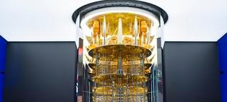 Quantencomputer - eine neue Art von Rechnern