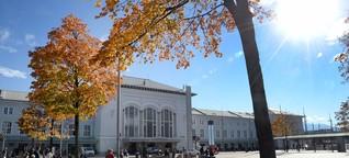Take-The-A-Train: Festival lässt Bahnhofsvorplatz pulsieren