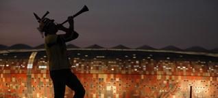 Heute vor 10 Jahren: Was von der Fußball-WM in Südafrika geblieben ist