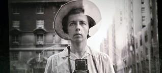 Roman über die geheimnisvolle Fotografin Vivian Maier | MDR.DE
