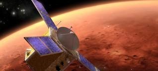 """Emirate schicken die Raumsonde """"al-Amal"""" zum Mars"""