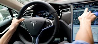 Tesla: Autopilot auf Irrwegen