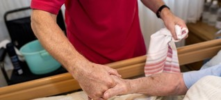 Häusliche Betreuung - Ausbeutung rund um die Uhr