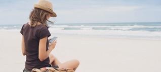 Warum der Urlaub mit Roaming-Gebühren besser war