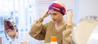 Krebs und Jugendliche: Ein paar Stunden Normalität