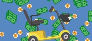 Arm im Alter? : Was man gegen die Rentenangst machen kann