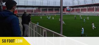 Le match que vous n'avez pas regardé : Voždovac - Vojvodina (SoFoot.com)