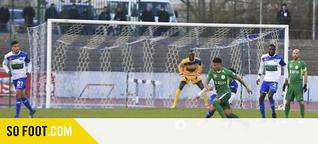 Le match que vous n'avez pas regardé : Mulhouse-Schiltigheim (SoFoot.com)