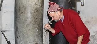 Wasser, Dampf, Maische: Astheimer betreibt 100-jährige Destille