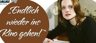 """Anne Ratte-Polle freut sich über den Kino-Start von """"Der Geburtstag"""""""