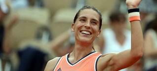 Moderatorin und Tennis-Ass: Freigeist Petkovic baut an ihrer zweiten Karriere