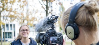 Journalisten-Ausbildung in Corona-Zeiten