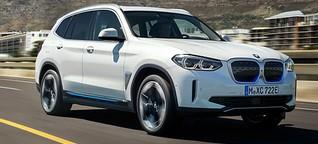 BMW iX3: Bayrisches E-Auto aus China