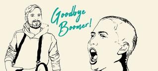 """Jung. Macht. Politik."" Goodbye Boomer!"