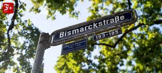 Diskussion um Straßennamen: Haftbefehl für Bismarck