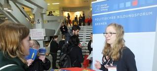 Konrad-Adenauer-Stiftung auf der Praxisbörse