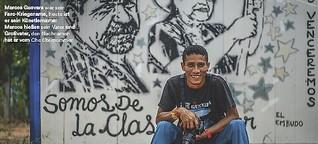 Mann von Welt: Marcos Guevara