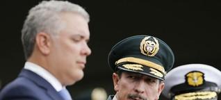 Spionageaffäre in Kolumbien: Militär bedroht Pressefreiheit
