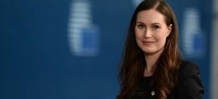 Sanna Marin: Die jüngste Regierungschefin der Welt zeigt beim EU-Gipfel eine neue Seite