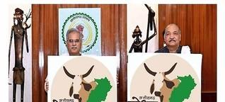 Godhan Nyay Yojana launched in Chhattisgarh.
