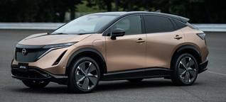 Meinung zu Nissans Neustart mit dem Ariya