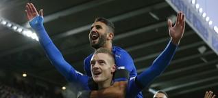 Leicester City überrumpelt Premier League