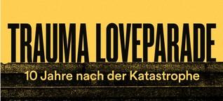"""""""Trauma Loveparade"""": Interview zum Podcast über die Katastrophe nach der Katastrophe"""
