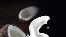 Milch vs. Alternativen | Option
