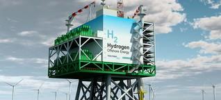 Der Wasserstoff der Zukunft wird auf dem Meer erzeugt - DER SPIEGEL - Wissenschaft