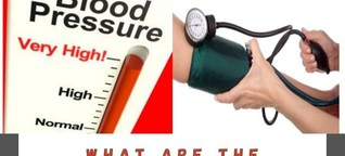 What Are The Causes And Risks Of HIGH BLOOD PRESSURE Or HYPERTENSION