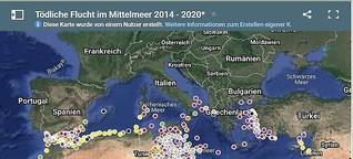 Das Sterben im Mittelmeer hört nicht auf