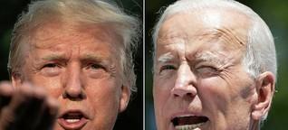 US-Präsidentschaftswahl: So stehen Trumps Chancen gegen Biden