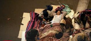 """Bolivien an einem Wendepunkt? - """"Die Preise sind bis zu 300 Prozent gestiegen"""""""