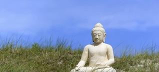 JewBus - Jüdischer Buddhismus - Du kannst einen Buddha neben mir haben
