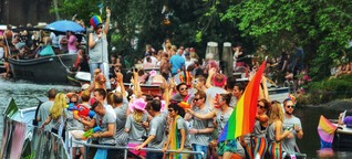 The Netherlands: A paradise for the LGBTIQ community?
