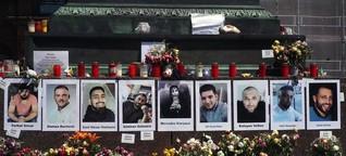 Hanau nach dem Attentat: Sag ihren Namen. Tag für Tag