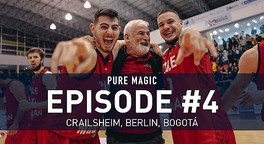 PURE MAGIC #4 | HAKRO Merlins Basketball Dokumentation