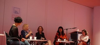 DJV-Journalistinnen-Konferenz: Frau macht Medien   f1rstlife