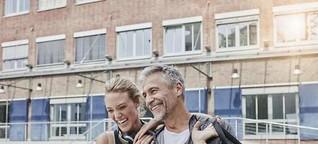 Über Paare mit großem Altersunterschied