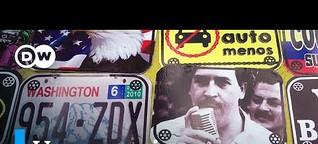 Pablo Escobar, en todas partes