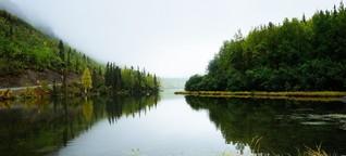 Gefährdet: Seen und Flüsse in Europa