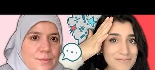Intime Fragen: Mutter und Tochter müssen ehrlich antworten