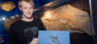 DPA Kindernachrichten: Kunst für Dino-Fans | svz.de