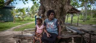 Vanuatu: Zu weit weg für die Klimapolitik