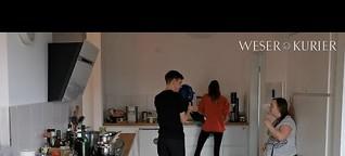 """Wochenserie """"Wir sind inklusive"""": Zu Besuch in einer inklusiven WG in Bremen"""