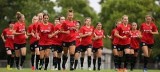 Frauenfußball-Bundesliga - Wie der Frauenfußball von den Männern profitieren kann